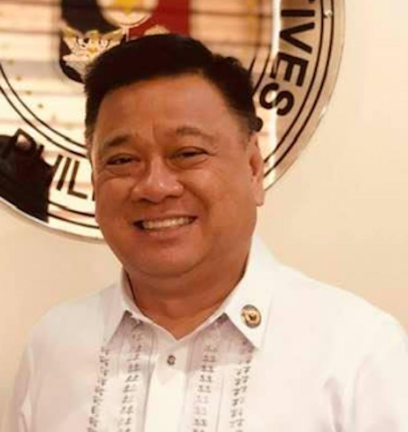Rep Isidro Ungab