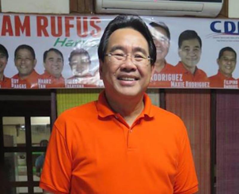 Rep Rufuz Rodriguez