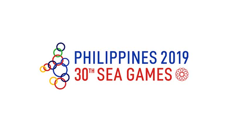 SEA Games 2019 logo