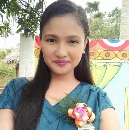 Teacher Mylene in Albay