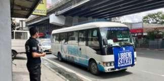 Transport strike libreng sakay