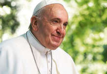cropped Pope Francis