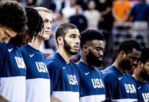 cropped Team USA