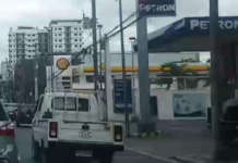cropped gas station oil price hike petron shell 1