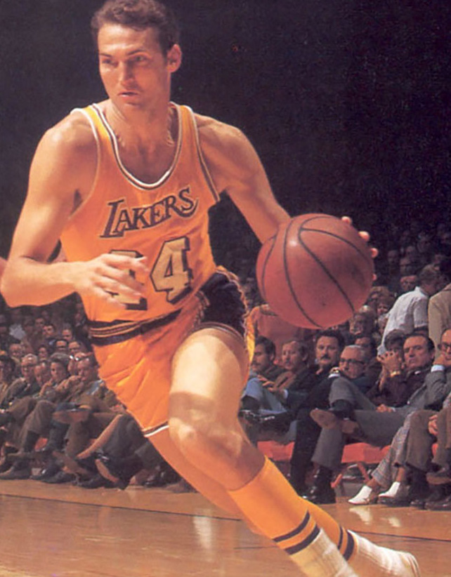 jerry west lakers