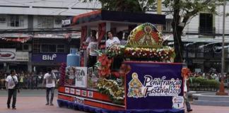 penafrancia festival naga city