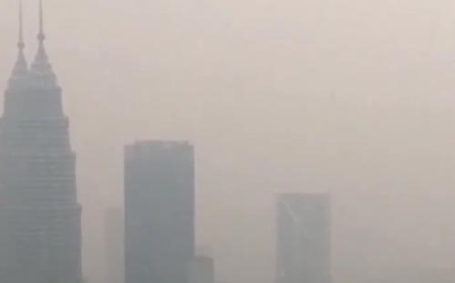 smog indonesia