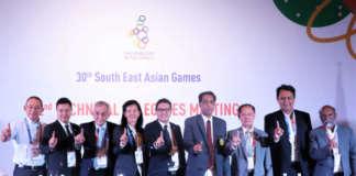 technical delegates sea games