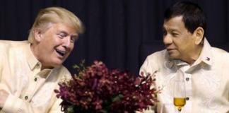 APEC Summit Duterte Trump