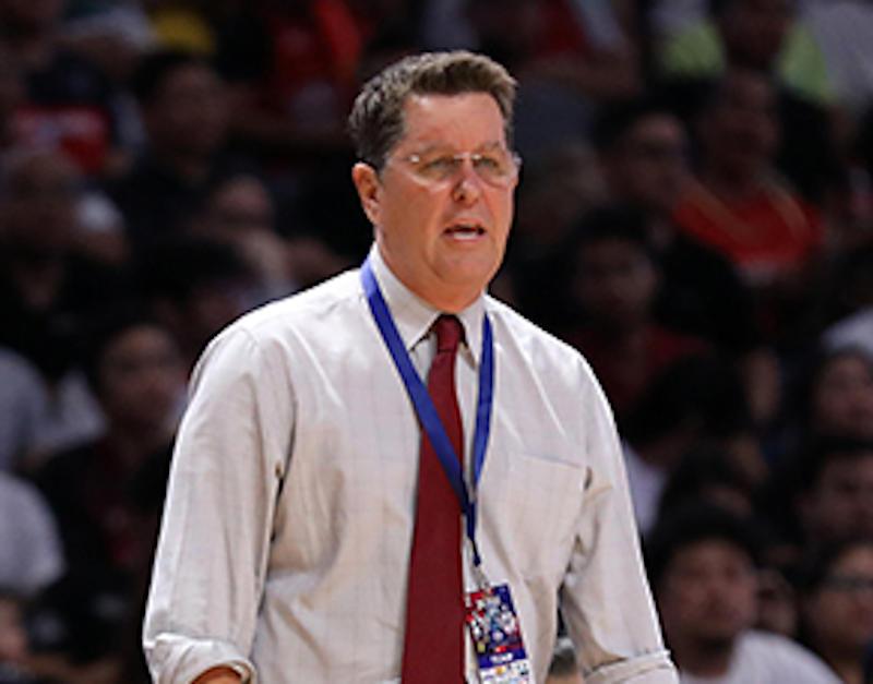 Coach Tim Cone