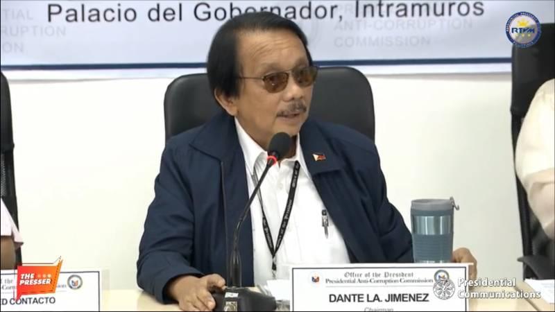 Dante Jimenez PACC