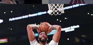 Davis Anthony Lakers