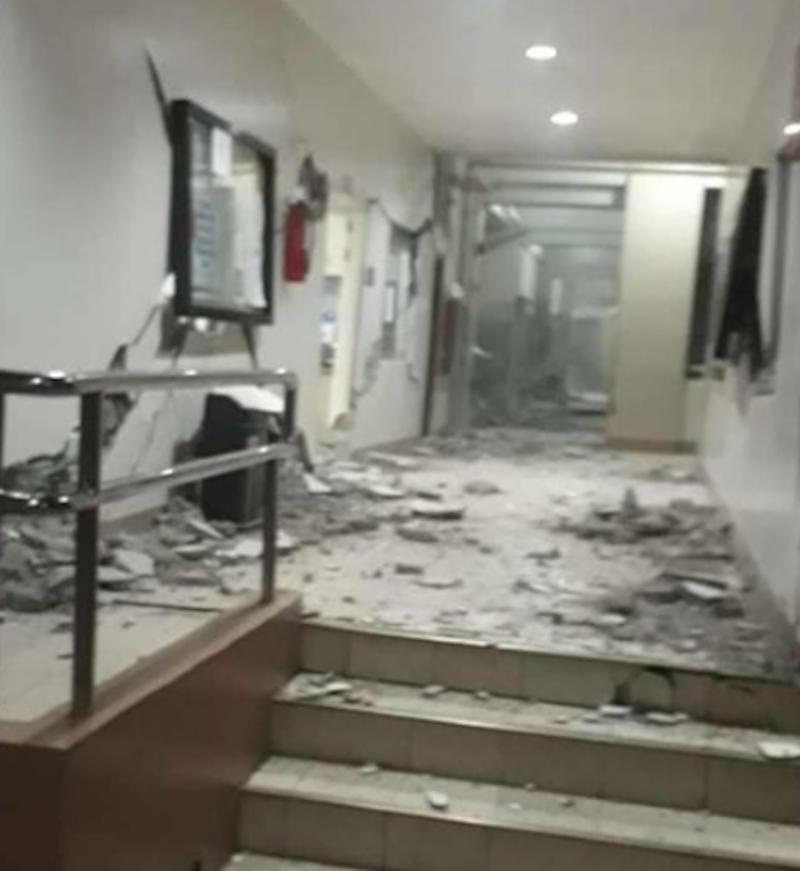 Digos City Earthquake