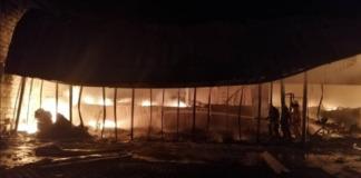 GAISANO MALL FIRE GENSAN QUAKE