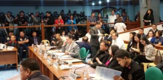 GCTA Senate heairing
