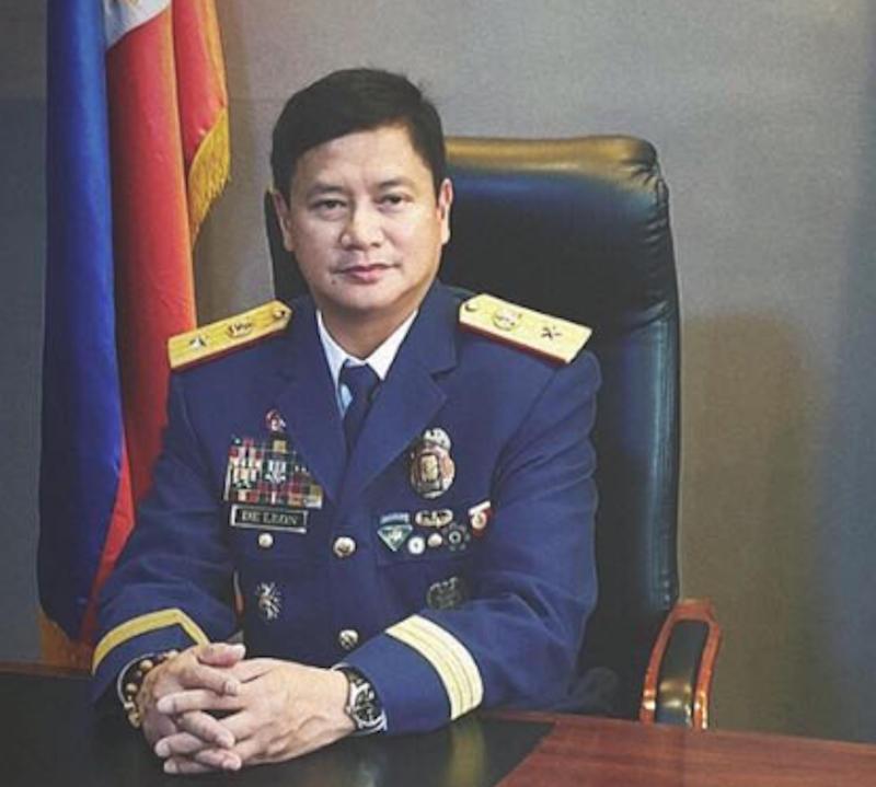 General Val De Leon