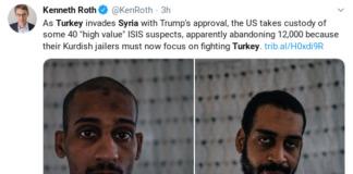 ISIS Jihad Syria turkey