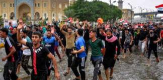 Iraq protest
