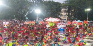 Masskara fest bacolod
