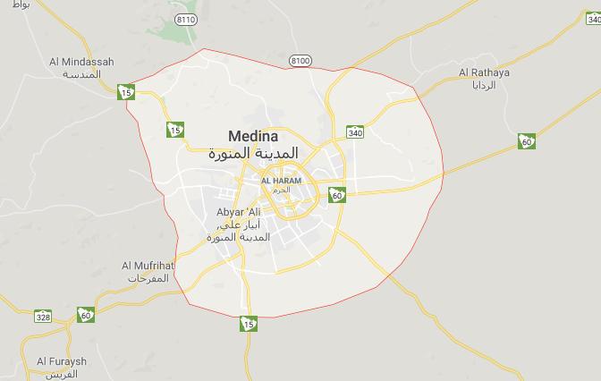 Medina Saudi