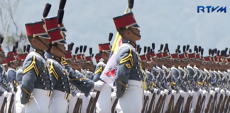 PMA CADETS FORMATION