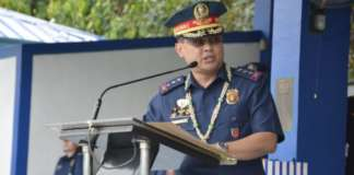 PNP OIC Archie Gamboa