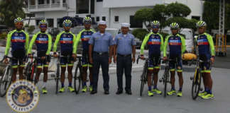 Philippine Cycling team