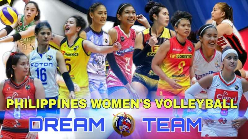Philippine Volleyball team