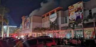 Robinsons fire