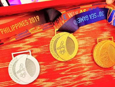 SEA games medals