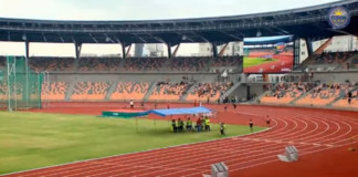 Sea Games stadium