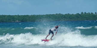 Surfing sa Lunad sa Balod
