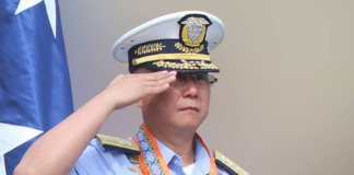 Vice Admiral Joel Garcia PCG
