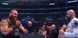 WWE tyson fury strowman