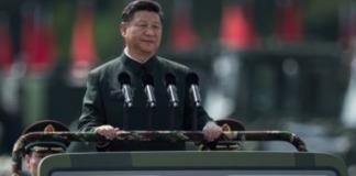 XI at China 70th