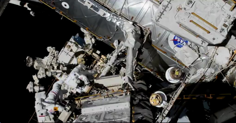 all woman NASA spacewalk