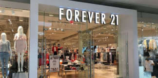 cropped Forever21