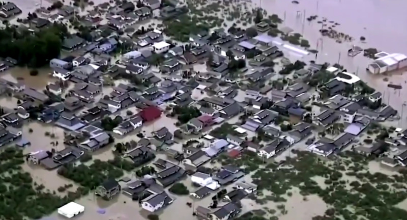 flood japan typhoon hagibis
