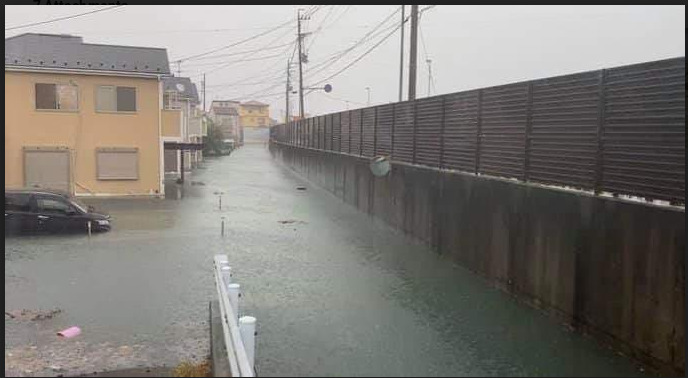 japan hagibis floods