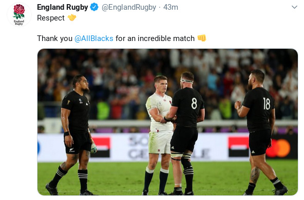 rugby england