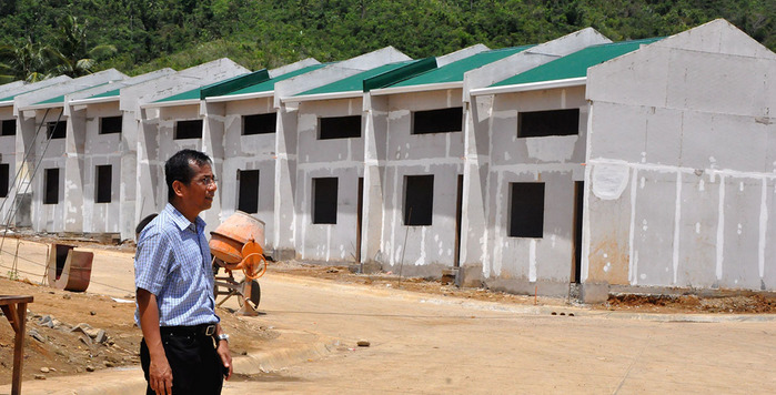tacloban leyte yolanda housing
