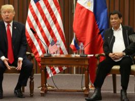 trump Duterte