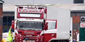 uk trailer truck