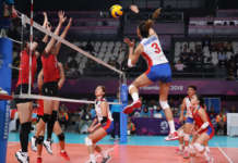 volleyball asian games