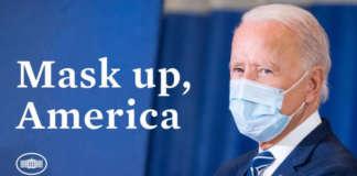 Biden US mask up America