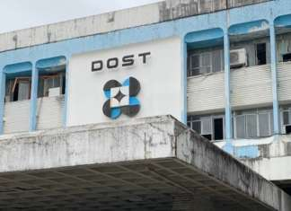 DOST office Taguig