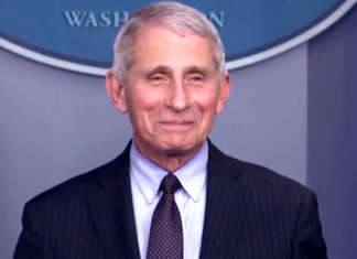 Dr. Anthony Fauci US
