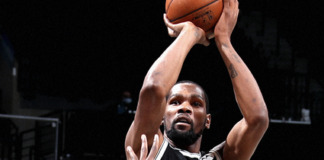KD Durant Nets