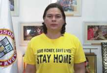 Mayor Sara Duterte