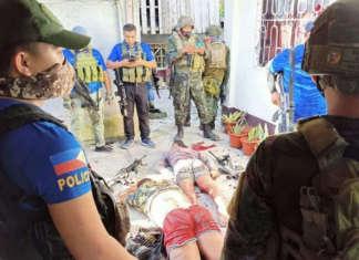PNP Maguindanao Sultan Kudarat ops